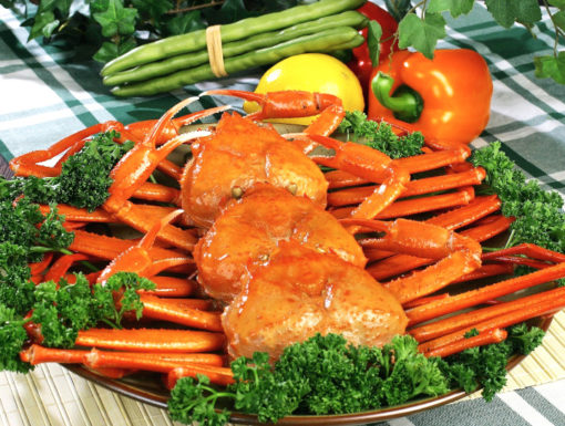 2020 Project-Ride-Annual-Crab-Plate-Event-Product