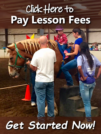 Project R.I.D.E. Horseback Riding Lessons - Pay Session Fees